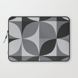 Retro pattern geometric Laptop Sleeve