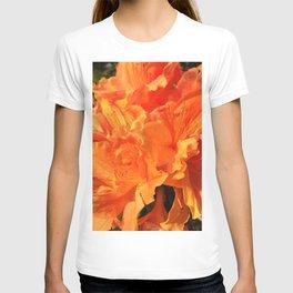 Orange Azaleas T-shirt