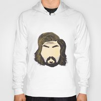 pirlo Hoodies featuring Pirlo by wearwolves