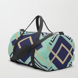 Art Deco Faster Duffle Bag