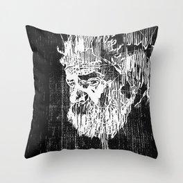 Art prints by Patricia Ortega Throw Pillow