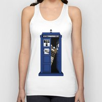 dalek Tank Tops featuring Dr. Dalek by AWOwens
