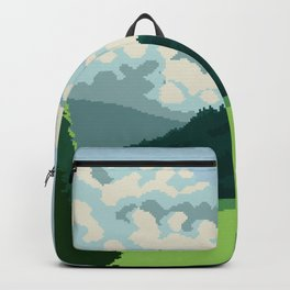 Golf Course Backpack