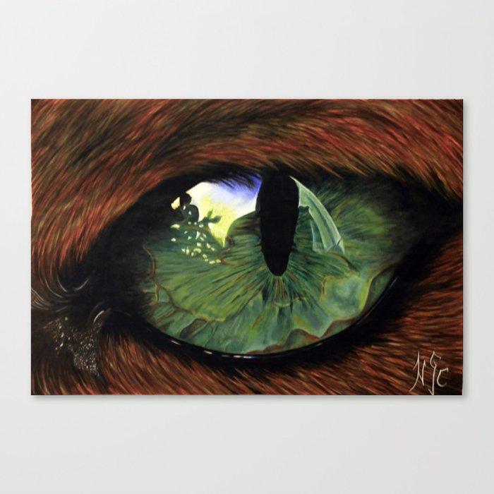 frondoso Canvas Print