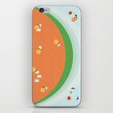 Life's a beach iPhone & iPod Skin