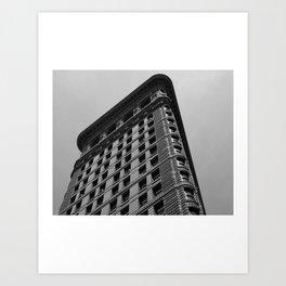 Look up New York 15 Art Print