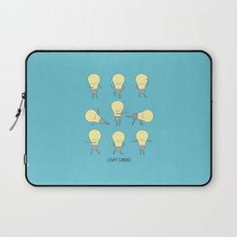 Light Cardio Laptop Sleeve