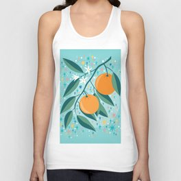 Oranges Unisex Tank Top