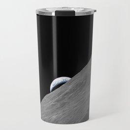 Apollo 17 - Crescent Moon Travel Mug