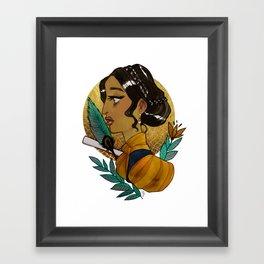 Josephine Montilyet Framed Art Print