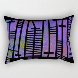 Directional Rectangular Pillow