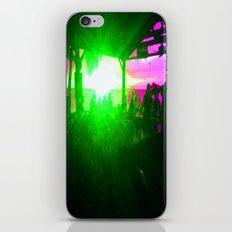 g r e e n f l a s h iPhone & iPod Skin