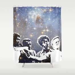 The City of God Shower Curtain