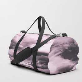 Cloudy Sky #decor #society6 Duffle Bag