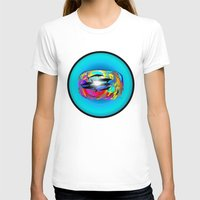 dolphins T-shirts featuring Dolphins by JT Digital Art