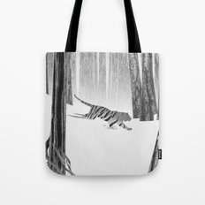 Martwood Tiger Tote Bag