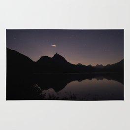 Mountain Silhouette Rug