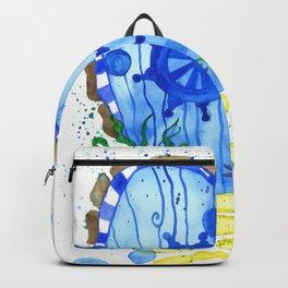 Mermaid Door Backpack