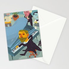 Amundsen's party Stationery Cards