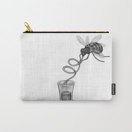 Fine Mouche 1 Carry-All Pouch