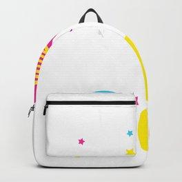 1990's 90s I Heart the Nineties Backpack