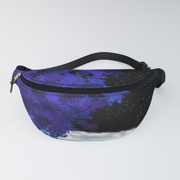 On the edge of the world Fanny Pack