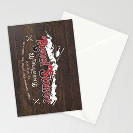 Revel Stoked Stationery Cards
