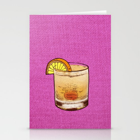 DRINK  Stationery Cards