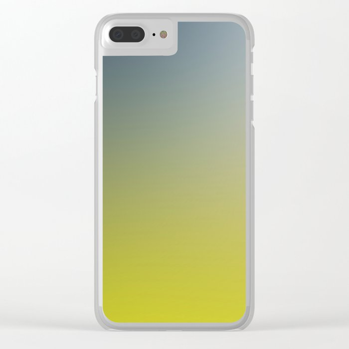 Classy Glassy Clear iPhone Case