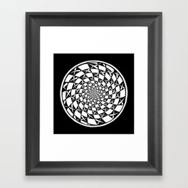 Aspirah, Absolute Framed Art Print