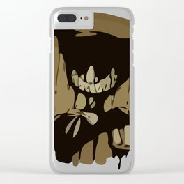 Evil Ink Bendy Clear iPhone Case
