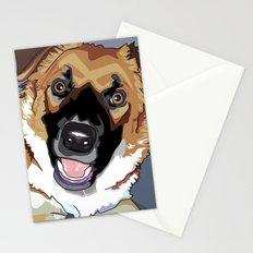 Trina Dog Stationery Cards