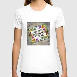Garden Fresh Produce For Sale T-shirt