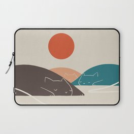 Cat Landscape 1 Laptop Sleeve