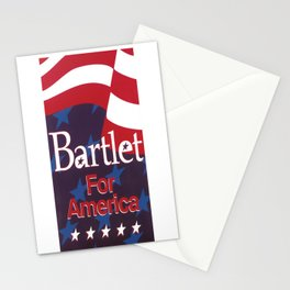 West Wing Stationery Cards