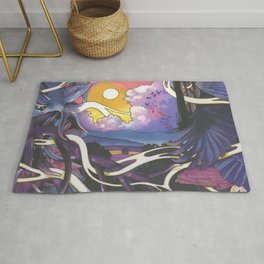 The Raven Cycle Rug