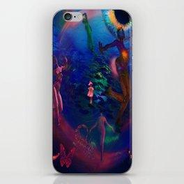 Ecology Dancer iPhone Skin
