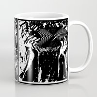 vinyl Mugs featuring Vinyl by Spew Jersey