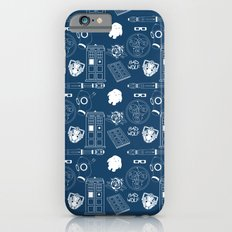 Wibbly wobbly... stuff iPhone 6s Slim Case