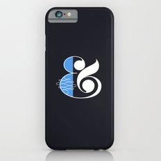Ampersand Black Slim Case iPhone 6s