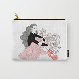 Lovely ballerina Carry-All Pouch