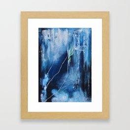 Souls Come Alive in the Ocean Framed Art Print