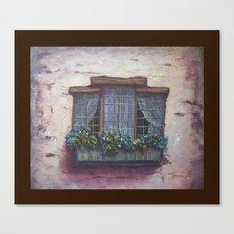 European Window Box AC150531-13 Canvas Print