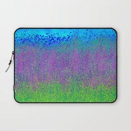Lavender Glow Laptop Sleeve