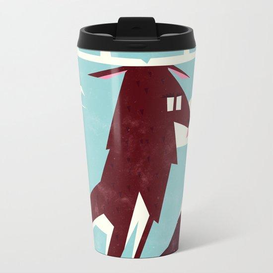 Majestic  Metal Travel Mug