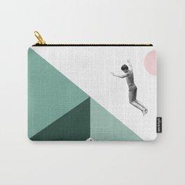 Minimal. Modern. Concept Art. Carry-All Pouch