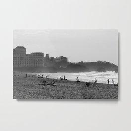 biarritz Metal Print