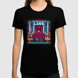 The Link Adventure of Zelda, too T-shirt