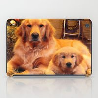 mom iPad Cases featuring Mom by Robin Curtiss