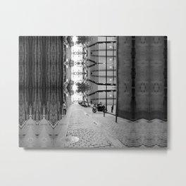 true hardened outer wrings Metal Print